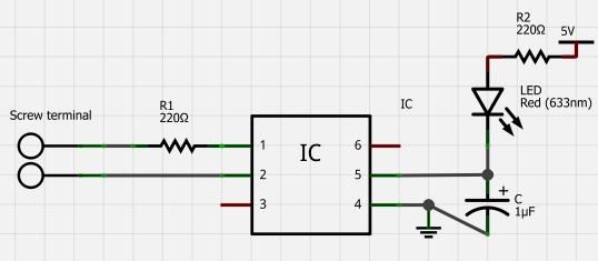 Furnace circuit